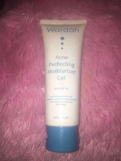 Acne Perfecting Moisturizer Gel wardha