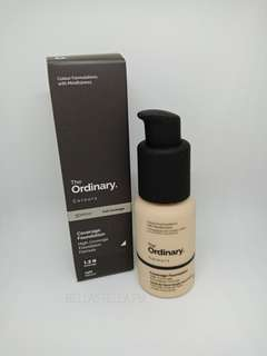 The Ordinary Coverage Foundation 1.2N