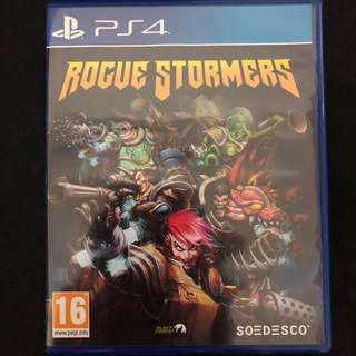 [PS4] Rogue Stormers