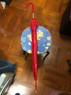 接新娘紅傘