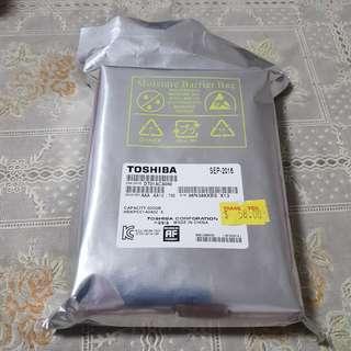 Hardisk (Toshiba)