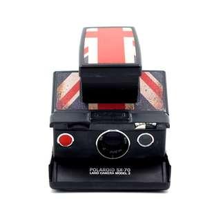 Polaroid SX-70 Old England Camera