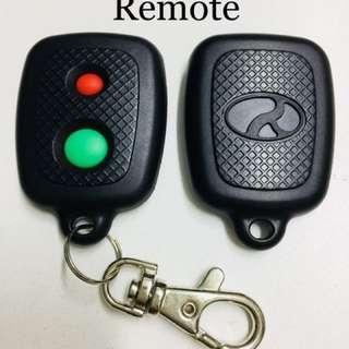 Perodua Remote Alarm