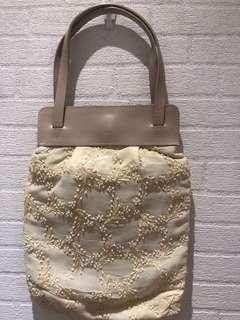 Silk evening bag.