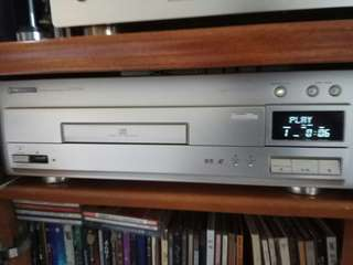 Pioneer CLD 99 hi end player
