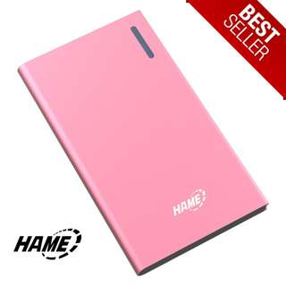 Hame T8 Power Bank 2 Port 4000mAh
