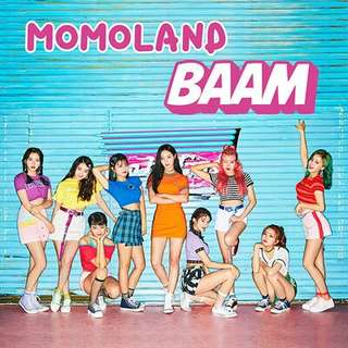 [PREORDER] MOMOLAND - Fun to The World (4th Mini Album)