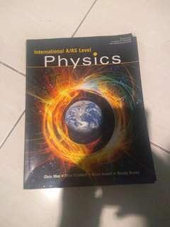 International A/AS Level - Physics