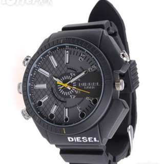 Spy Camera Watch HD Discel