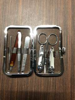 Nail clippers purse