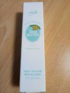 Atomy shea butter hand cream