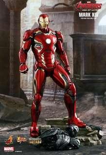 Iron Man Mark XLV Hot Toys 1/6 Scale