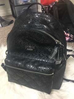 NEW WITH TAG guess backpack