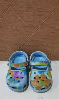 Croc blue shoe original