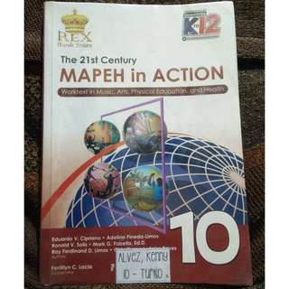 Mapeh In Action 10 (Grade 10 Textbook)