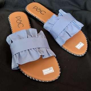 Sandal Ruffle Miya 39