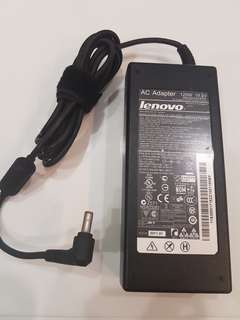 Original Lenovo A.C. adapter 19.5V 120W