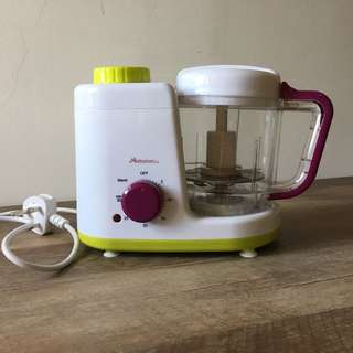Autumnz 2-in-1 Baby Food Processor