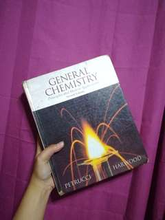 General Chemistry Principles & Modern Application 7th Edition