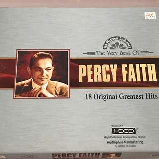 The Very Best of Percy Faith 18 Original Greatest Hits CD HDCD