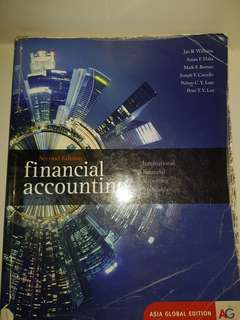 SMU Financial Accounting 111