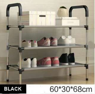 SHOE METAL RACK