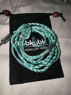 Labkable Blue Horizon 2pin to 2.5mm cable
