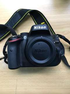 NIKON D5100 DSLR CAMERA BODY