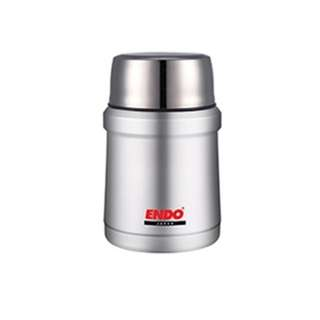 Endo 450ml Double Stainless Steel Food Jar
