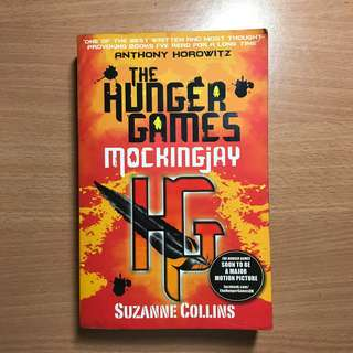 Mockingjay- Suzanne Collins