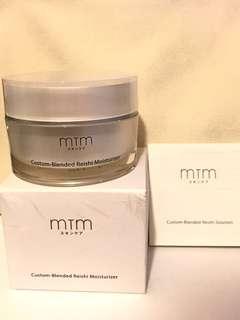 mTm Custom-blended reishi Moisturizer