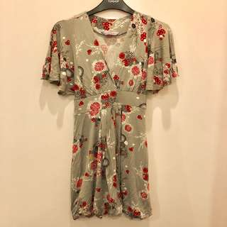 Dp dorothy perkinks blouse uk 8