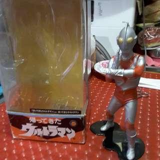 售x-plus中古品超人阿鄉十字手(成色自看,盒有小殘)