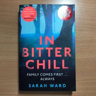 In Bitter Chill- Sarah Ward