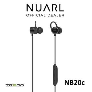 Nuarl NB20c Wireless Stereo Bluetooth Earphones with In-line Microphone