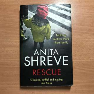 Rescue- Anita Shreve