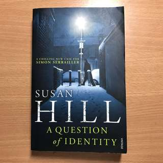A Question of Identity- Susan Hill
