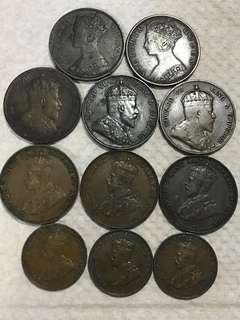 1863~1934年壹仙多年收藏大集合