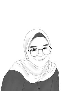 black and white selfie cartoon soft copy only