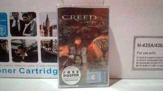 Kaset Creed - Weathered (2001)