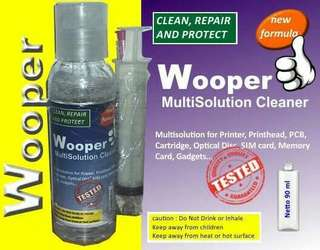 Wooper Multisolution Cleaner