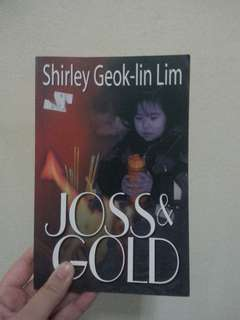 Joss & Gold - Shirley Geok