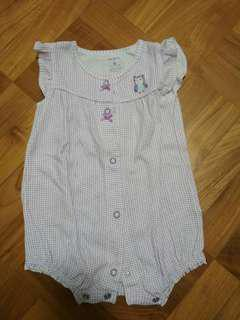 Carter's girl romper 6m