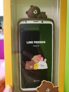 原裝Samsung S9 Line fd 機套
