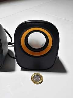 Mini USB Stereo Speakers