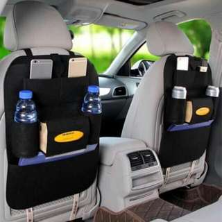 Car Seat Back Muliti Pocket Storage Bag Organizer 💟😊