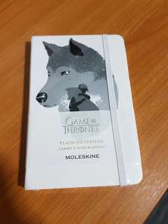 Game of Thrones Notebook - Moleskine