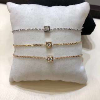 巴黎代購 redline 幸運紅線 真鑽石