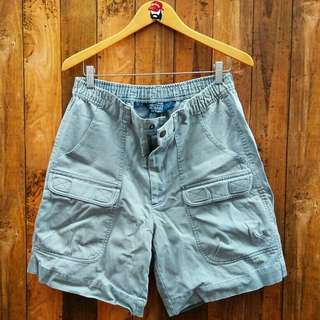 celana short pants cargo polo