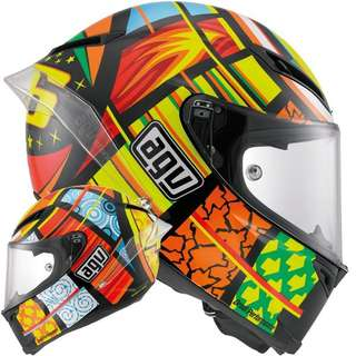 agv corsa element size m